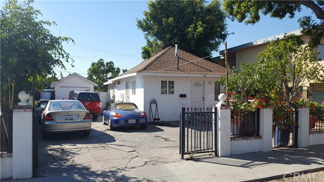 Single Family for Sale at 1805 Locust Avenue Long Beach, California 90806 United States