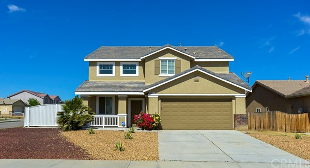 Detail Gallery Image 1 of 1 For 14620 Aztec St, Victorville,  CA 92394 - 4 Beds | 2 Baths