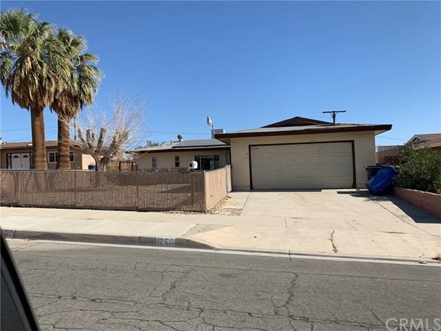 1253 Navajo Street, Barstow, California 92311, 3 Bedrooms Bedrooms, ,2 BathroomsBathrooms,Residential,For Sale,Navajo,SB20216584
