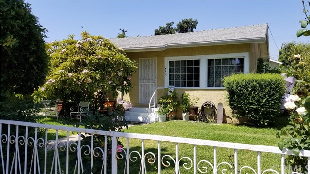 Single Family Home for Sale at 4429 Triggs Street Commerce, California 90040 United States