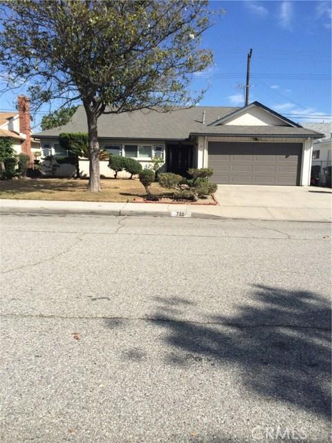 Single Family Home for Rent at 752 Rio Del Sol Avenue Montebello, California 90640 United States