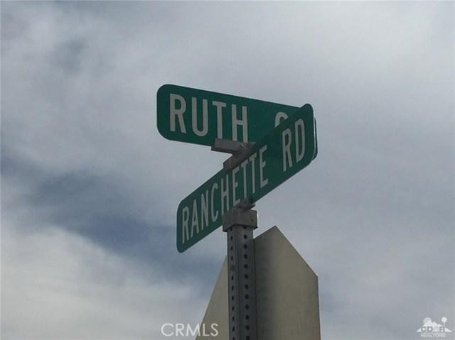 Ruth Court Blythe, CA 92225 - MLS #: 218012458DA