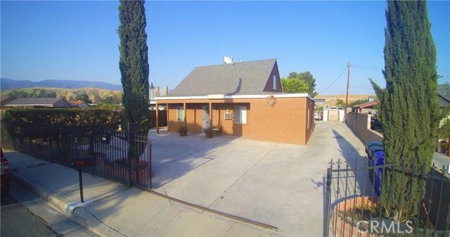 Single Family Home for Sale at 2809 Tracy Avenue San Bernardino, California 92407 United States