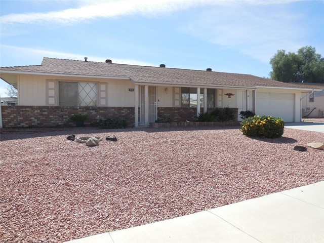 Single Family Home for Rent at 25855 Warwick Road Sun City, California 92586 United States