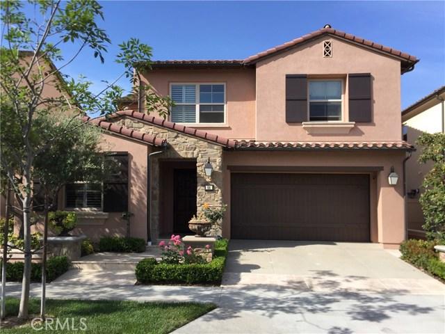 Single Family Home for Sale at 64 Statuary Irvine, California 92620 United States