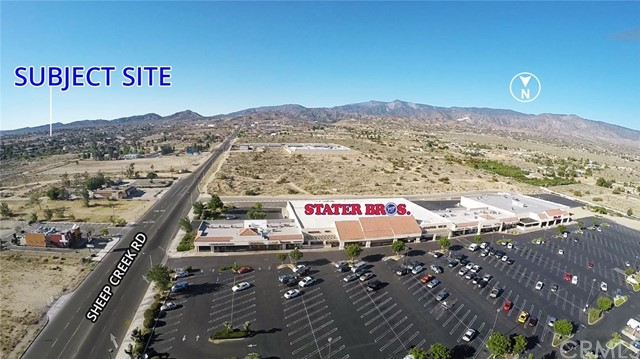 0 Monte Vista Road Phelan, CA 92371 - MLS #: OC18143716