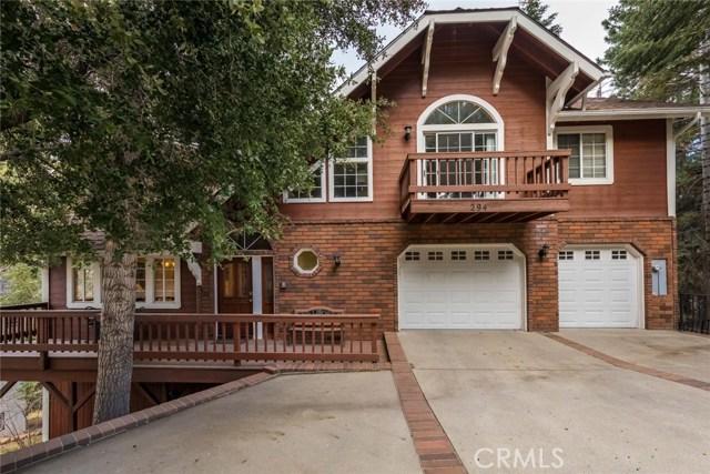 294 Fairway Drive, Lake Arrowhead, CA 92352
