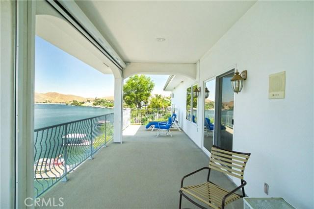 29747 Eagle Point Drive Canyon Lake, CA 92587 - MLS #: SW17193488