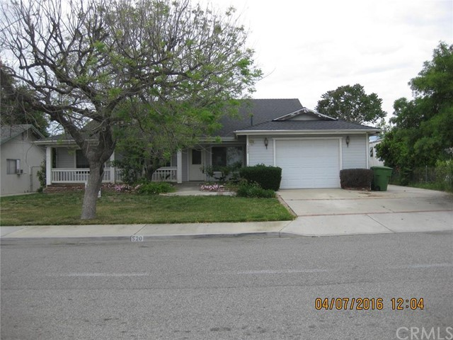 520 Erwin Street Calimesa, CA 92320 is listed for sale as MLS Listing CV16072849