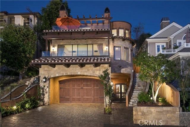 2318  Crestview Drive, Laguna Beach, California