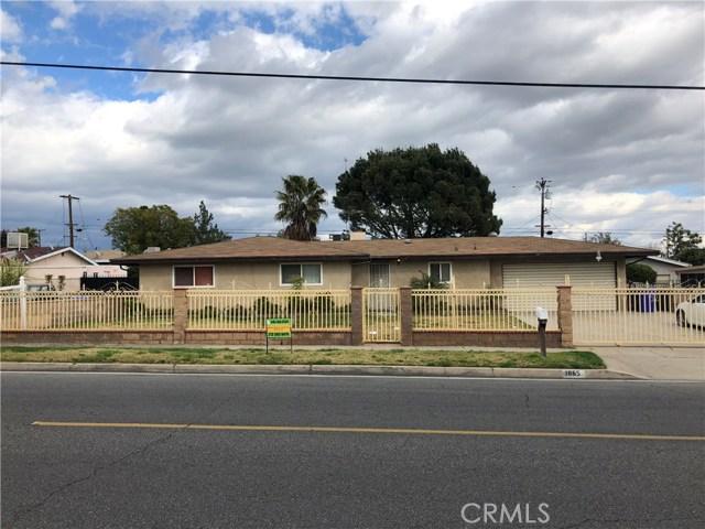 1065 Willow Avenue,Rialto,CA 92376, USA