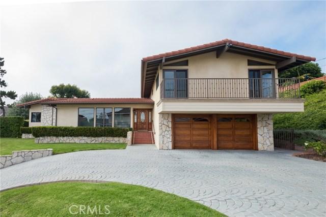 6745 Birchman Drive, Rancho Palos Verdes CA 90275