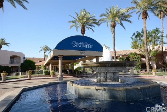 500 Amado Road 415 Palm Springs, CA 92262 is listed for sale as MLS Listing 217017192DA