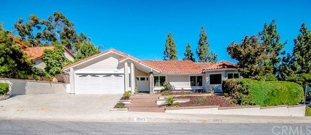 22872 Boltana Mission Viejo, CA 92691 is listed for sale as MLS Listing OC17226481