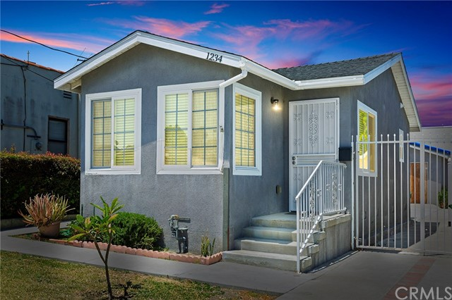 1234 1st Street, San Pedro, California 90732, 1 Bedroom Bedrooms, ,1 BathroomBathrooms,Single family residence,For Sale,1st,SW20079977