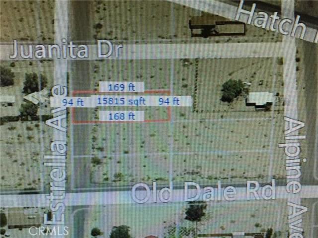195 Estrella Avenue, 29 Palms, CA, 92277