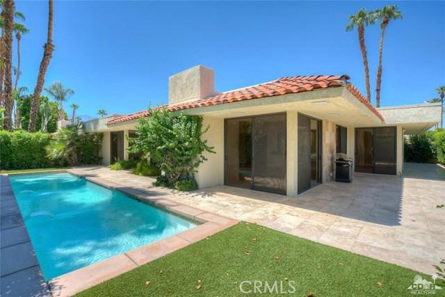 Single Family Home for Sale at 46 Cornell Drive 46 Cornell Drive Rancho Mirage, California 92270 United States