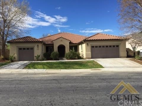 Single Family Home for Sale at 5012 Hartnett Court Bakersfield, California 93306 United States
