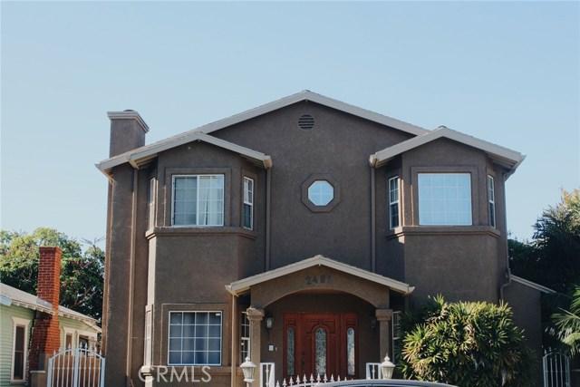 2481 Walgrove Ave. Los Angeles CA 90066