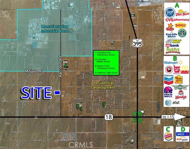 Additional photo for property listing at 0 Villa Street Adelanto, California United States