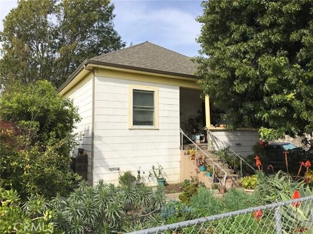 796 Caudill, San Luis Obispo, CA 93401