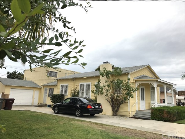Single Family Home for Sale at 2418 Occidental Street W Santa Ana, California 92704 United States