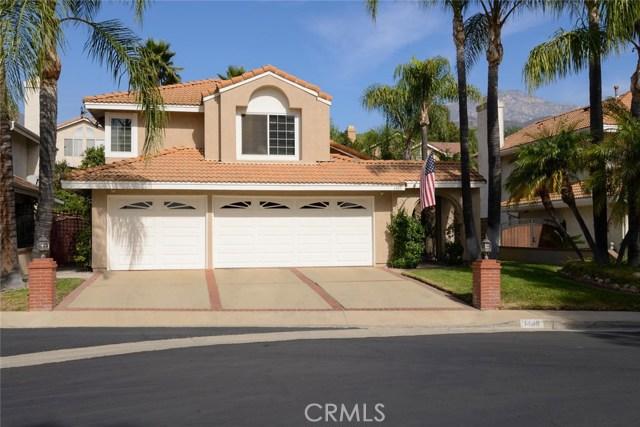 1489 Lily Street Upland, CA 91784 - MLS #: CV18262062