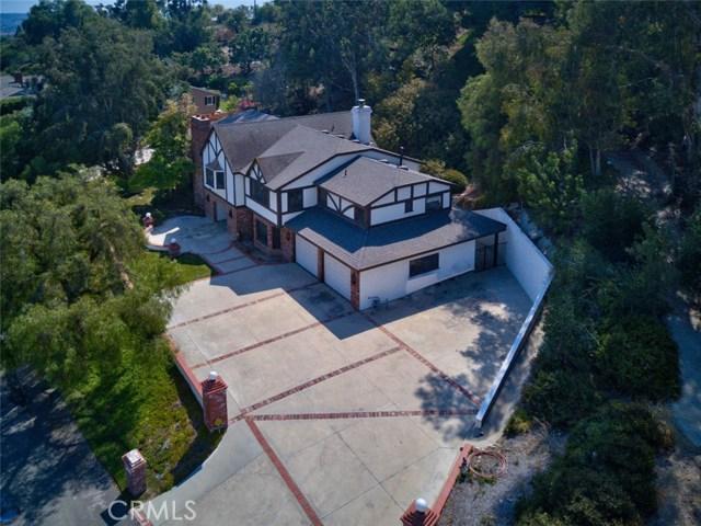 1215 Encinas Drive La Habra Heights, CA 90631 - MLS #: PW18171871