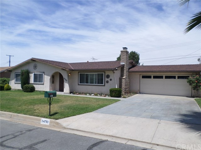 Single Family Home for Rent at 34780 Pleasant Grove Street Yucaipa, California 92399 United States