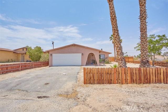 5616 Cahuilla Avenue, 29 Palms, CA, 92277