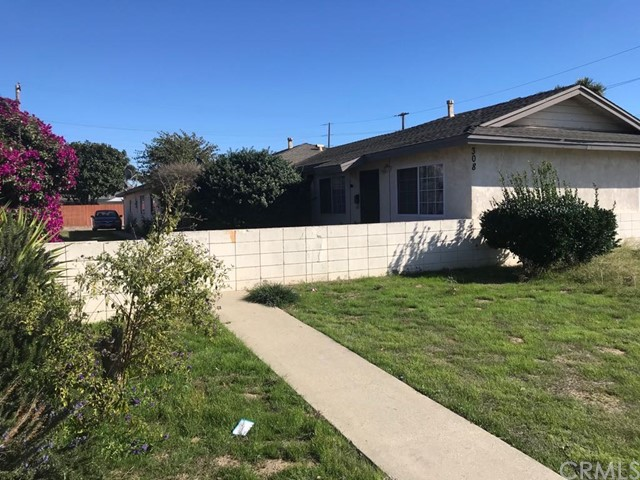 Property for sale at 308 N 2nd Street, Lompoc,  California 93436