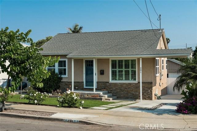 201 W Sycamore Avenue  El Segundo CA 90245