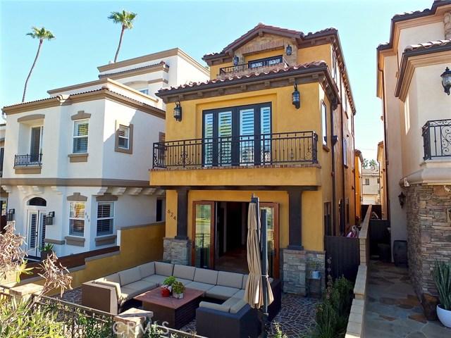 Huntington Beach Homes for Sale -  Custom,  624  13th Street