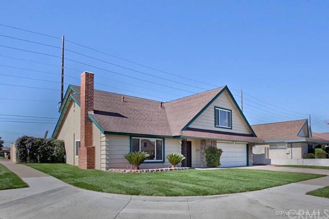 Single Family Home for Sale at 8891 Pinehurst St Westminster, California 92683 United States