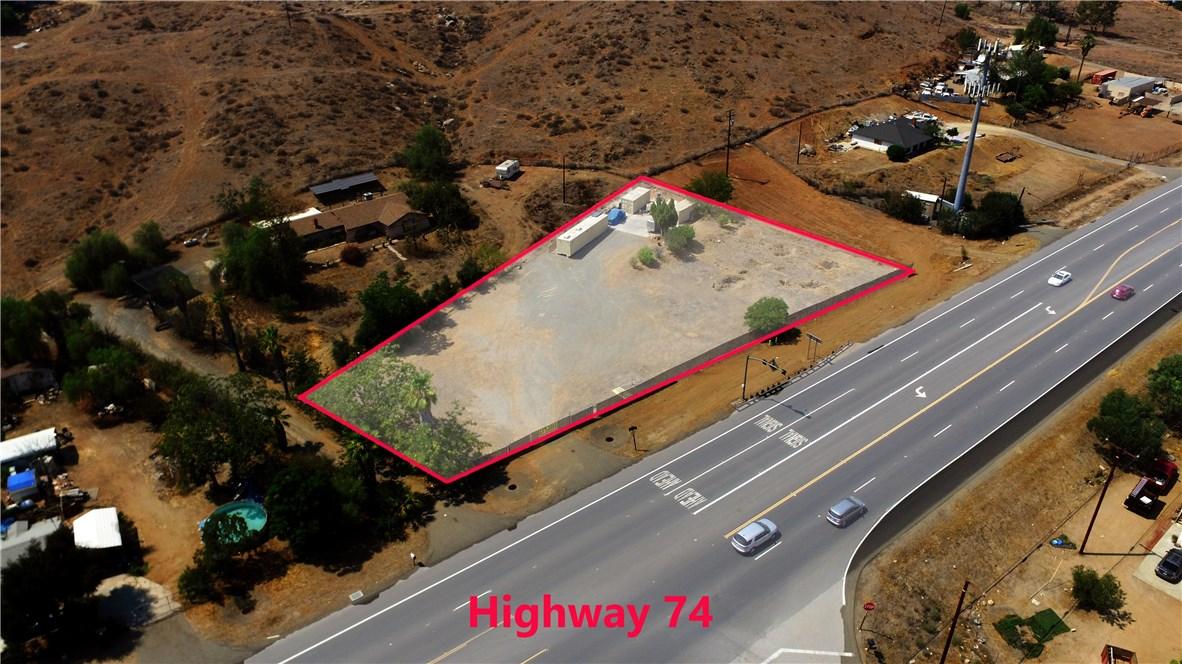 26900 Highway 74 Perris, CA 0 - MLS #: IG18197300