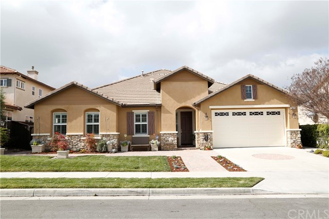 Single Family Home for Rent at 36413 Gambrel Gate Court Winchester, California 92596 United States