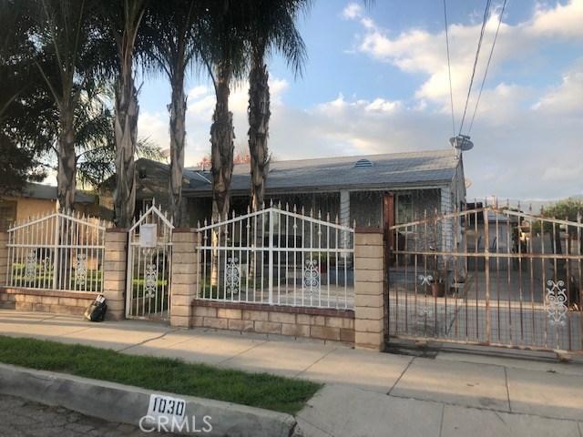 1030 15th Street,San Bernardino,CA 92411, USA