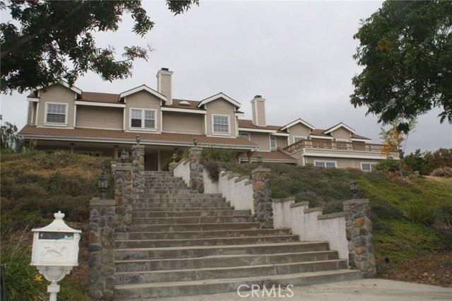 Single Family Home for Sale at 8490 Vicara Drive Alta Loma, California 91701 United States