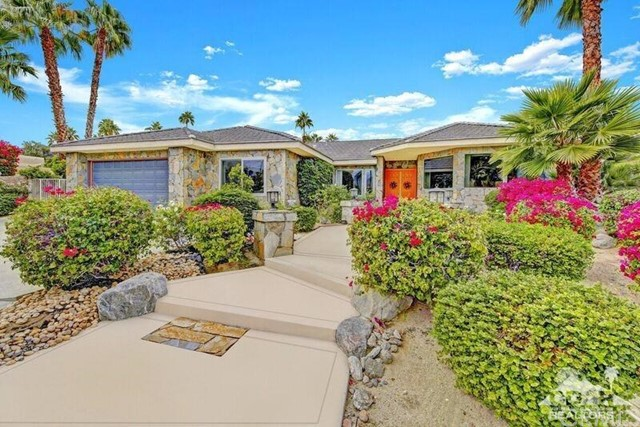 Single Family Home for Sale at 48551 Shady View Drive 48551 Shady View Drive Palm Desert, California 92260 United States