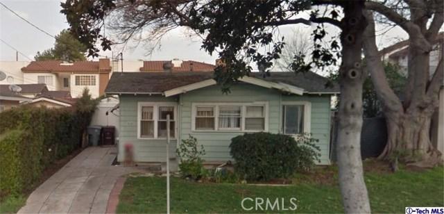 Single Family Home for Sale at 515 Garfield Avenue E Glendale, California 91205 United States