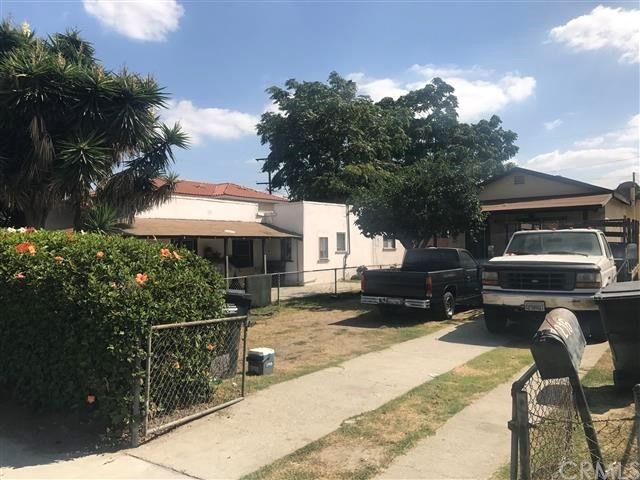 Single Family Home for Sale at 7214 Perry Road Bell Gardens, California 90201 United States