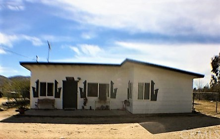 Single Family Home for Sale at 51039 Canyon Road Morongo Valley, California 92256 United States