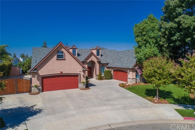 Single Family Home for Sale at 1694 Homsy Clovis, California 93619 United States