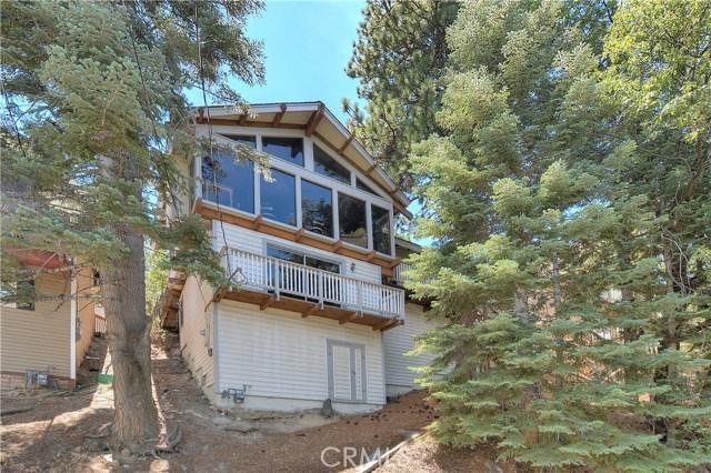 1343 Evergreen Lane Lake Arrowhead, CA 92352 - MLS #: EV17162518
