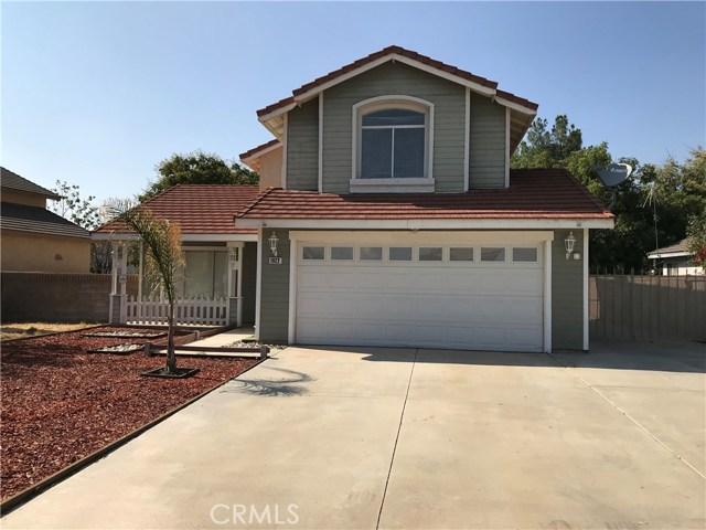 1922 Van Fleet Drive San Jacinto, CA 92583 - MLS #: SW18250960