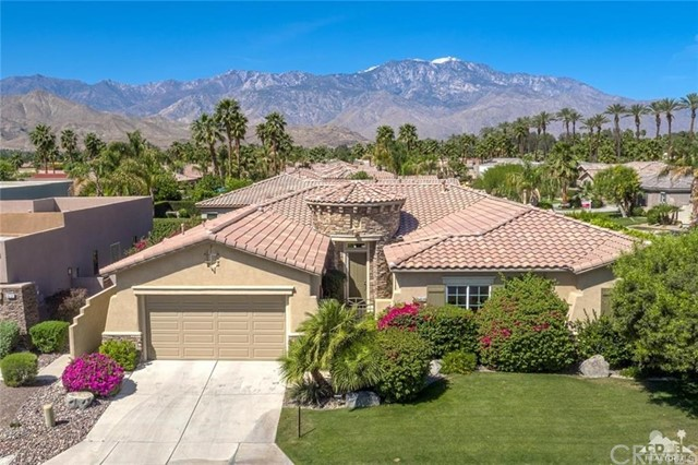 Single Family Home for Sale at 36087 Da Vinci Drive 36087 Da Vinci Drive Cathedral City, California 92234 United States