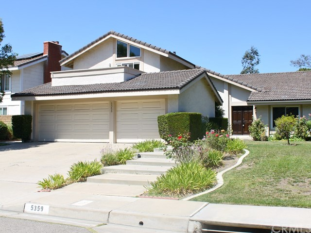 5359 E Rural Ridge Circle Anaheim Hills, CA 92807 - MLS #: PW17192193