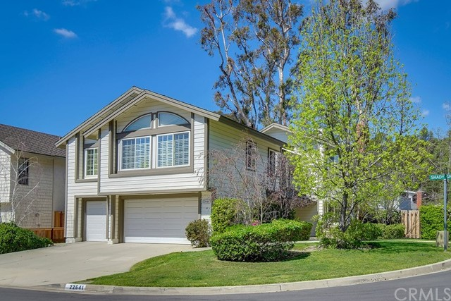 Single Family Home for Sale at 22641 Shady Grove Circle Lake Forest, California 92630 United States