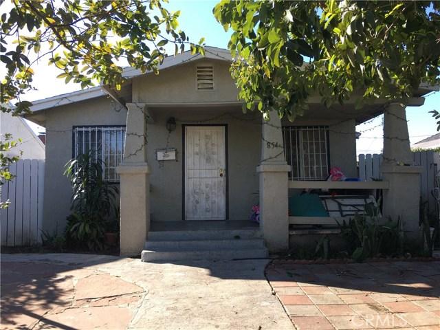 Photo of 854 E 99th Street, Los Angeles, CA 90002