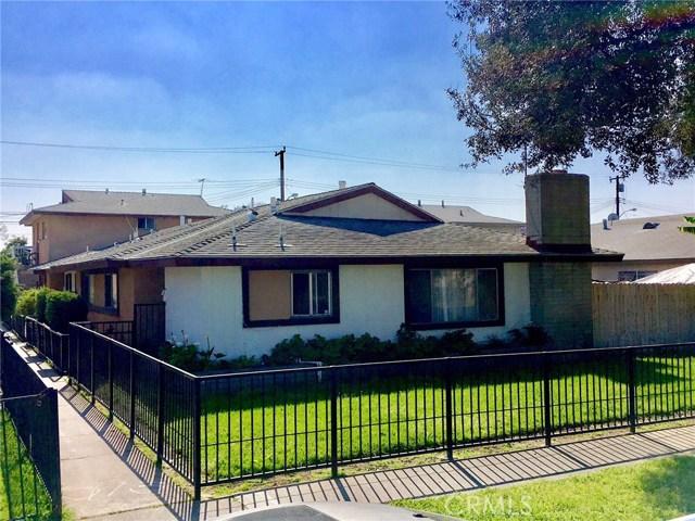 1617 Cedar Street Santa Ana, CA 92707 - MLS #: PW18105100